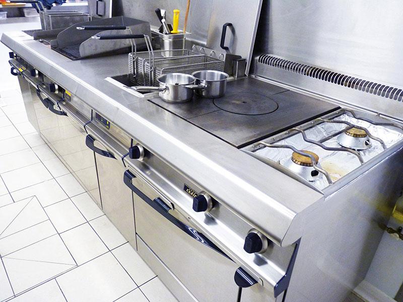 Lc horeca delisign expert en cuisines professionnelles - Occasion cuisine professionnelle ...