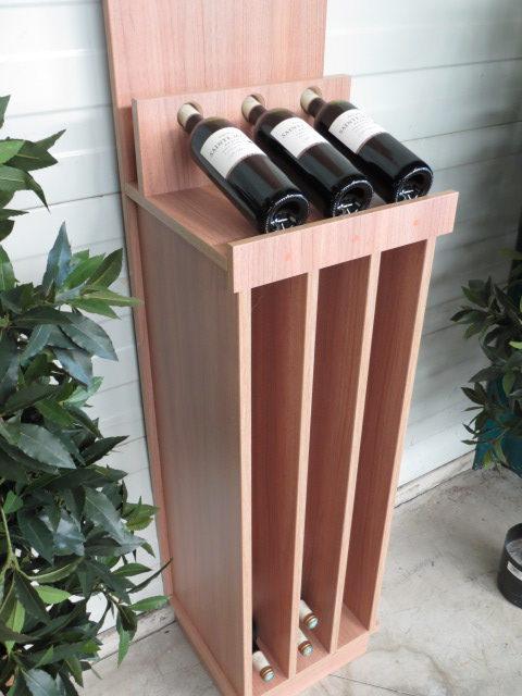 Meuble-Présentoir-rangement bouteilles de vin - LC Horeca & Delisign - Expert en cuisines ...