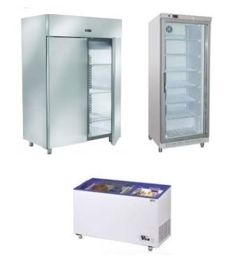 Armoires réfrigérée négatives-Congélation