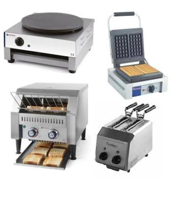 Toaster-Grilles pains-Gaufriers-Crépiéres